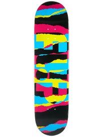 Flip Odyssey Torn Neon Deck  8.0 x 31.5