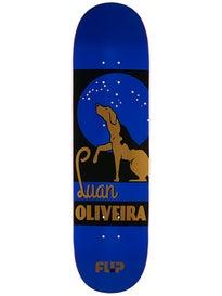Flip Oliveira Weirdo Deck 8.13 x 32