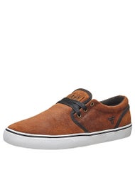 Fallen Slash The Easy Shoes  Brown/Black