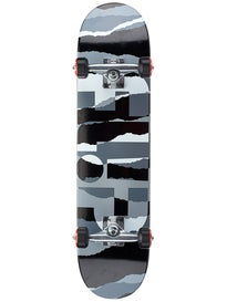 Flip Team Odyssey Grayscale Mid Complete 7.25 x 29.9