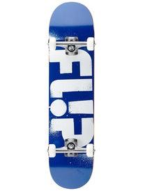 Flip Team Odyssey Stencil Blue Complete 7.5 x 30.6