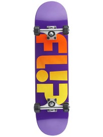 Flip Team Odyssey Faded Purple Complete 7.5 x 30.6
