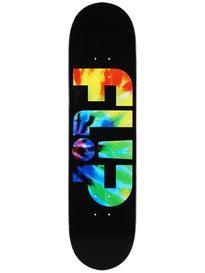 Flip Team Odyssey Tie Dye Deck  8.0 x 31.5
