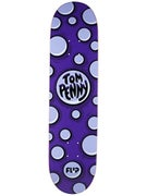 Flip Penny Pop Dots Purple Deck  7.75 x 31.63