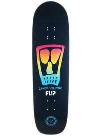 Flip Mountain Vato Skull Black Fade P2 Deck  9.0 x 32.5