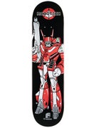 Finesse Robotech Veritech Red Deck 8.0 x 31.75