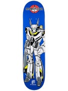 Finesse Robotech Skullfighter Blue Deck 8.0 x 31.75