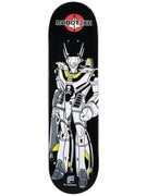Finesse Robotech Skullfighter Black Deck 8.25 x 31.75
