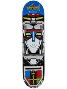 Finesse Voltron Head Limited Edition Deck 7.75 x 31.75