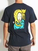 Foundation Cat Head T-Shirt