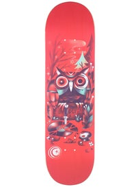 Foundation Duffel Wood Wraith Deck 8.5 x 31.88