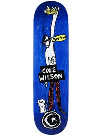 Foundation Wilson Tall Boy Deck 8.25 x 31.75