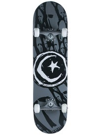 Foundation Star & Moon Skulls Complete 8.125 x 31.75
