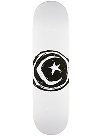 Foundation Star & Moon White XL Deck 8.5 x 32.375