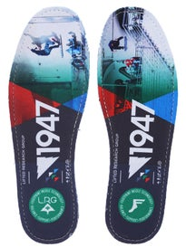 Footprint King Foam Flat Insoles LRG