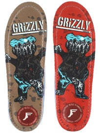 Footprint King Foam Orthotic Insoles Grizzly