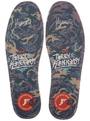 Footprint King Foam Flat Insoles Terry Kennedy