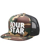 Fourstar Four Hero Mesh Hat