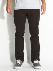 Fourstar 5 Pocket Twill Standard Pants Cocoa