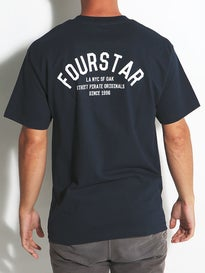 Fourstar Arched Pocket T-Shirt