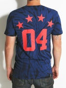 Fourstar Athletic Tie Dye T-Shirt