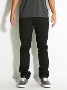 Fourstar Collective Straight Slim Chino Pants  Black