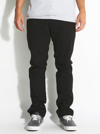Fourstar Classic Chino Standard Pants  Black
