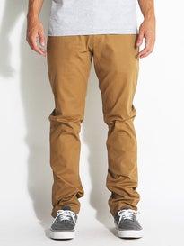 Fourstar Classic Chino Standard Pants  Khaki