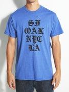 Fourstar City Stack T-Shirt