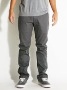 Fourstar Carroll Twill Standard Chino Pants  Grey