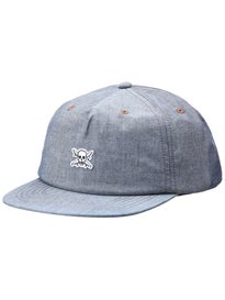 Fourstar Denim Cap Snapback Hat