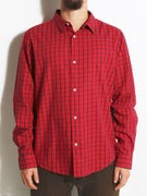 Fourstar Dekker L/S Flannel Shirt