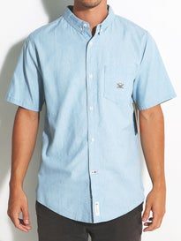 Fourstar Denim S/S Woven Shirt
