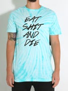 Fourstar Eat Shit Tie Dye T-Shirt