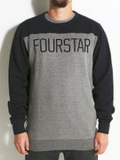 Fourstar Football Crew Sweatshirt
