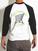 Fourstar x Gnarhunters Begging 3/4 Sleeve T-Shirt