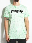 Fourstar Highspeed Tye Dye T-Shirt