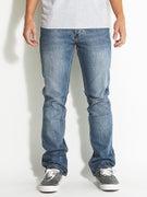 Fourstar Ishod Standard Jeans  Faded Indigo