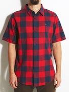 Fourstar Ishod Buffalo S/S Flannel Woven