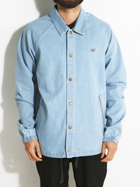 Fourstar Kennedy Denim Coach Jacket