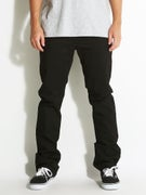 Fourstar Kennedy Twill Standard Pants  Black
