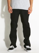 Fourstar Max Work Fit Pants  Black