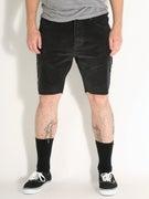 Fourstar Mariano Corduroy Cut Off Shorts
