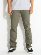 Fourstar Malto Straight Slim Jeans  Castle Grey