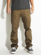 Fourstar Max Work Fit Pants  Dark Khaki