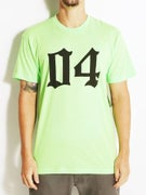 Fourstar OG 04 Neon T-Shirt