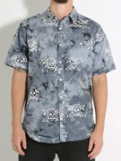 Fourstar Pirate Batik S/S Woven Shirt