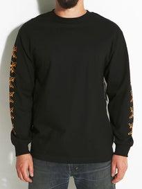 Fourstar Pirate Chain L/S T-Shirt