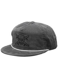 Fourstar Pirate Cord Snapback Hat