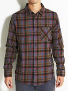 Fourstar Peterbilt L/S Flannel Shirt